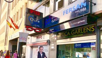 PRIMERA OPTICOS FERSAN - GALENS